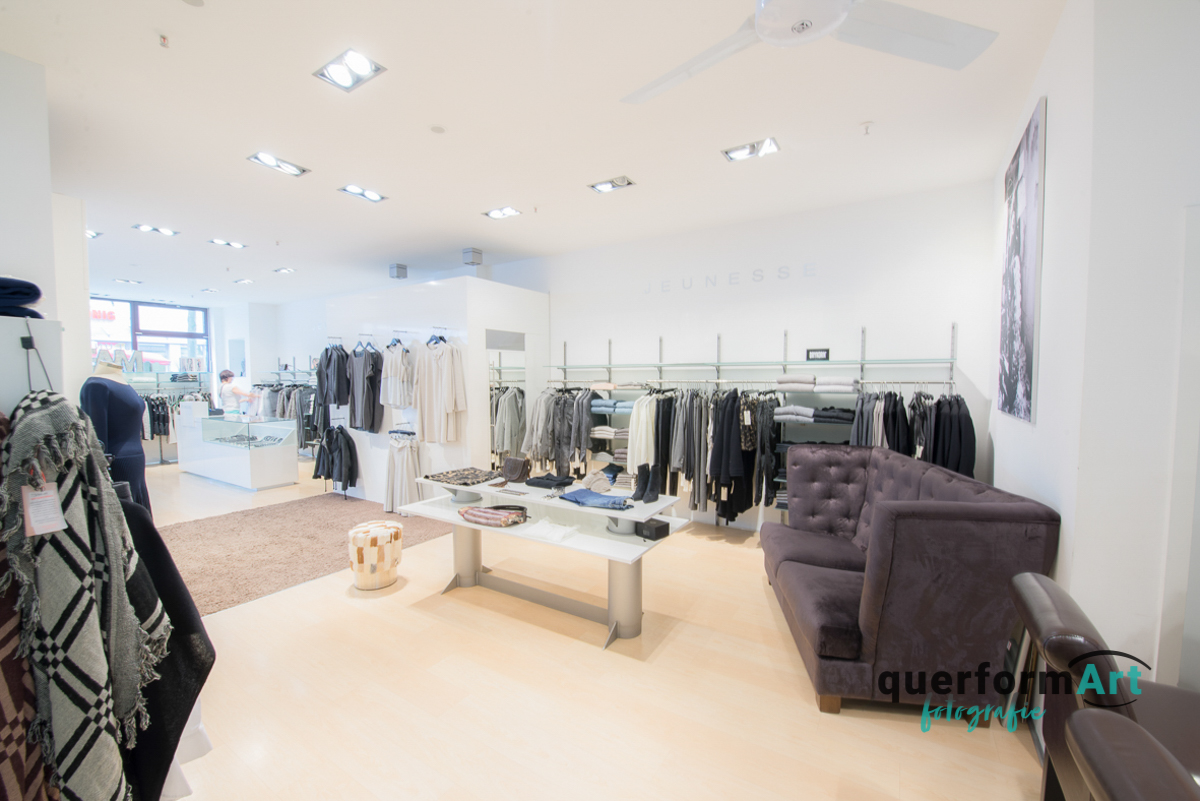 Interior Modegeschäft
