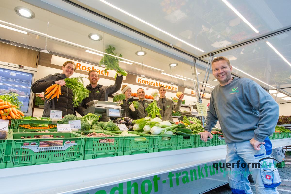 Teamfoto Frankfurt am Main